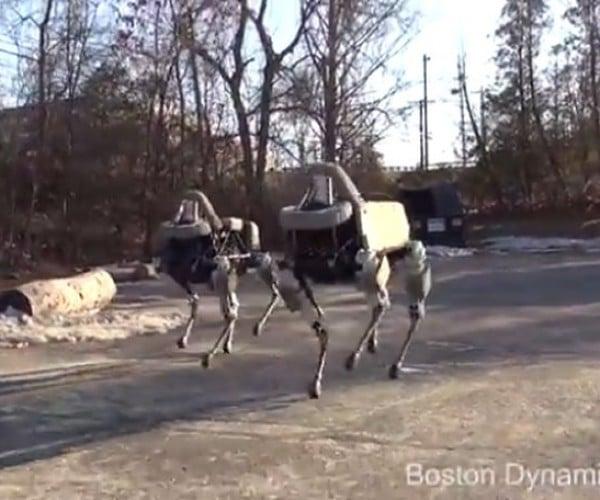 Boston Dynamics Spot Robot Dog: The Robotdogpocalypse is Coming!
