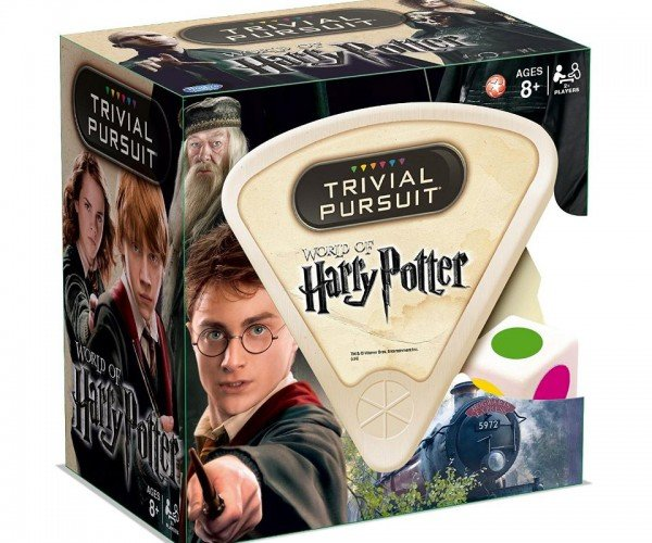 Harry Potter Trivial Pursuit Is Headed to the U.S.