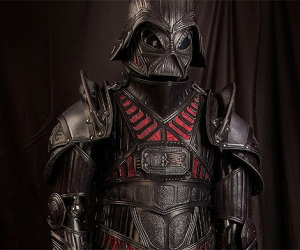 If Darth Vader Joined the Cast of 300
