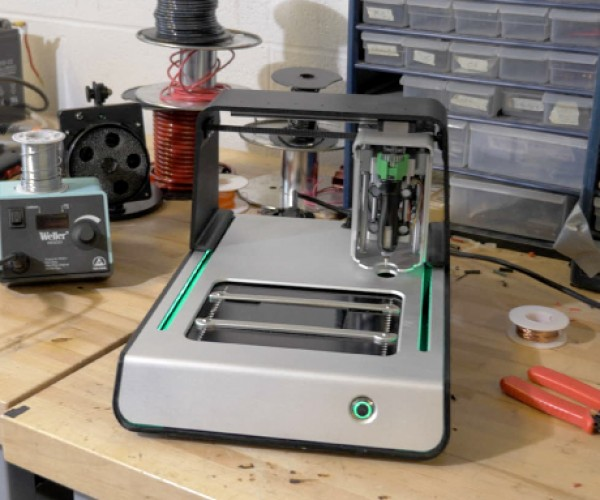Voltera V1 Circuit Board Printer: Print-A-Sketch