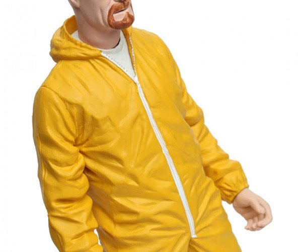 Walter White Hazmat Action Figure Would Get Barbie High