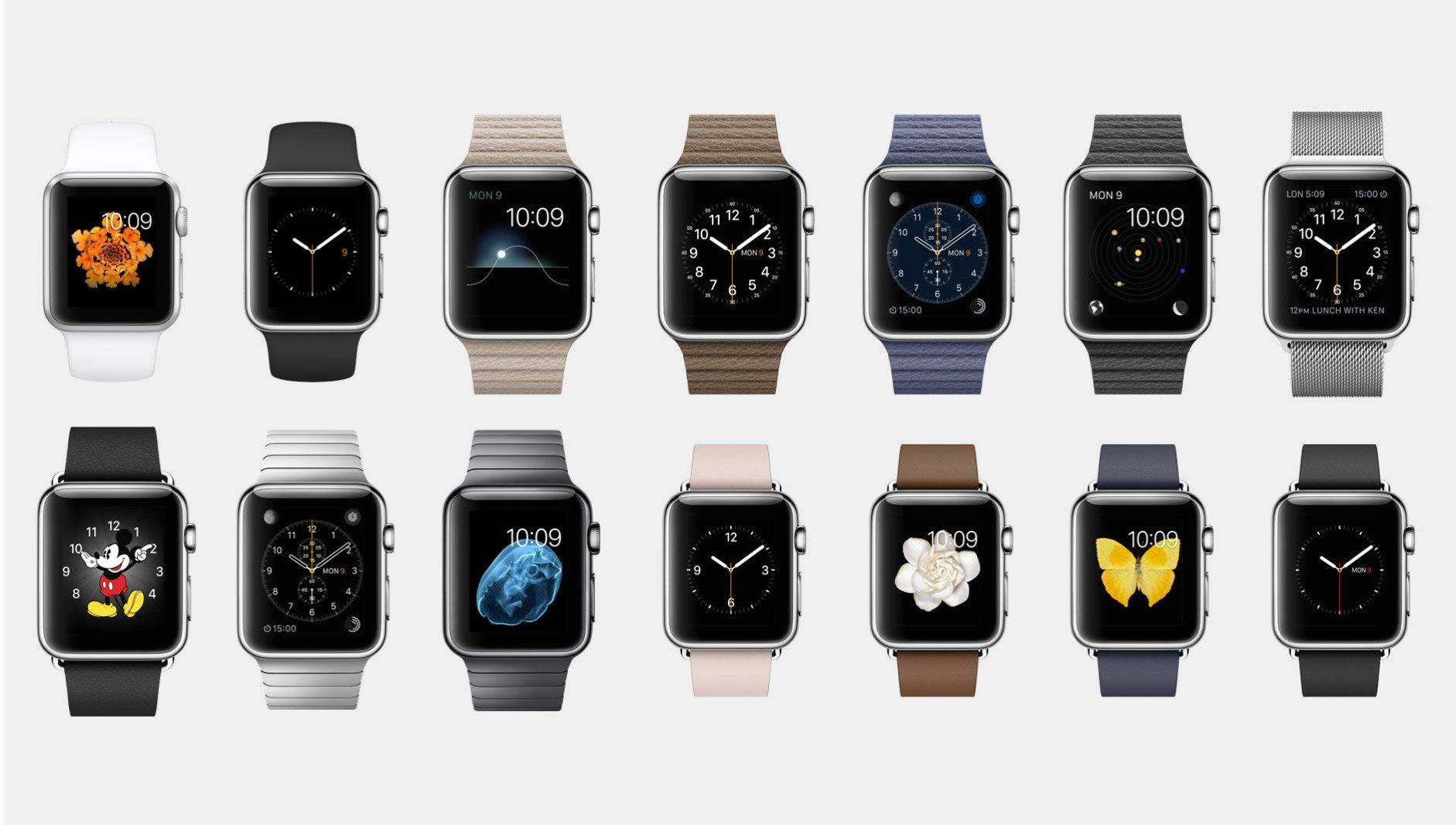 Apple watch release date in Sydney