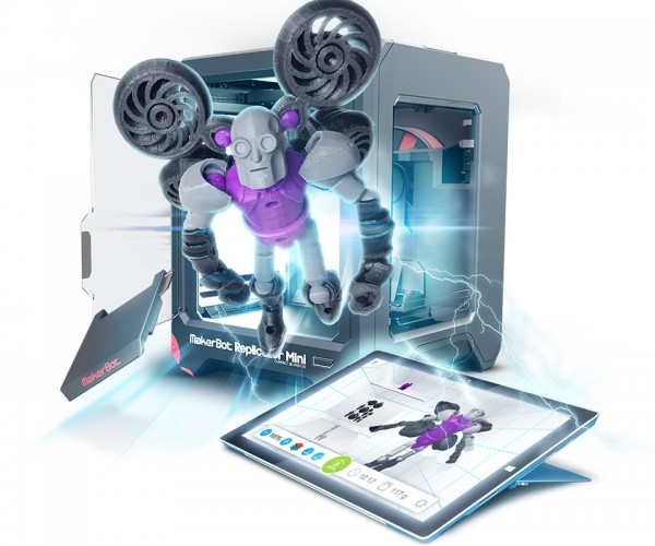 Autodesk 123D Tinkerplay User-friendly 3D Action Figure Creator: A Real Amateur Hero