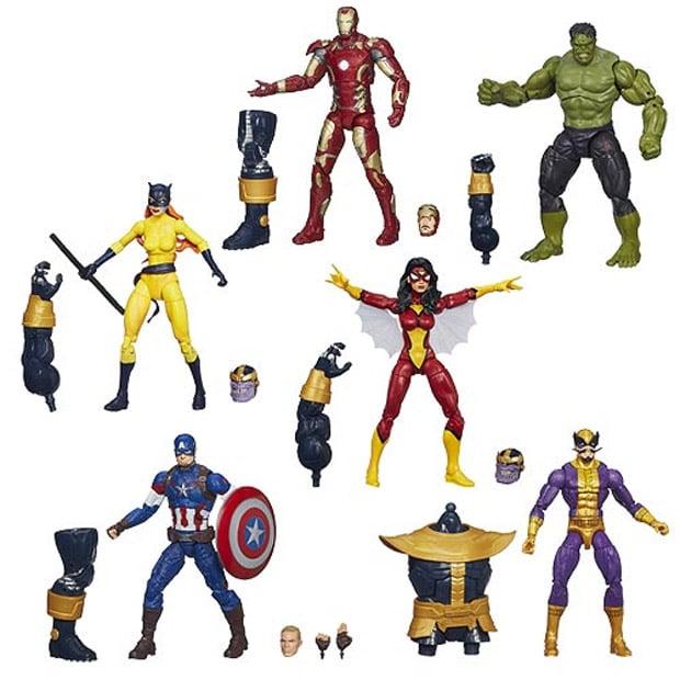 Marvel Legends Action Figures 35