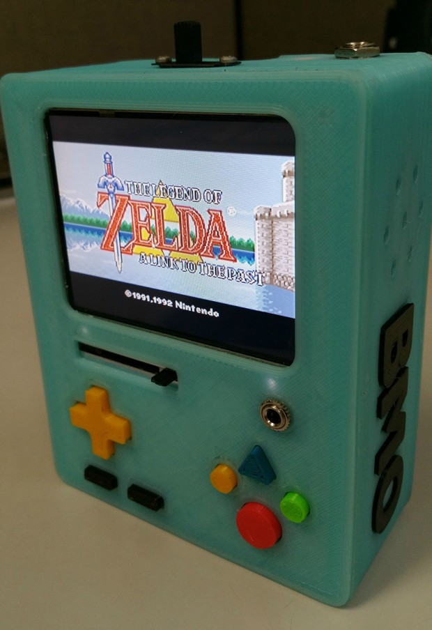 bmo_3d_printed_raspberry_pi_retro_console_by_Mike_Barretta_5