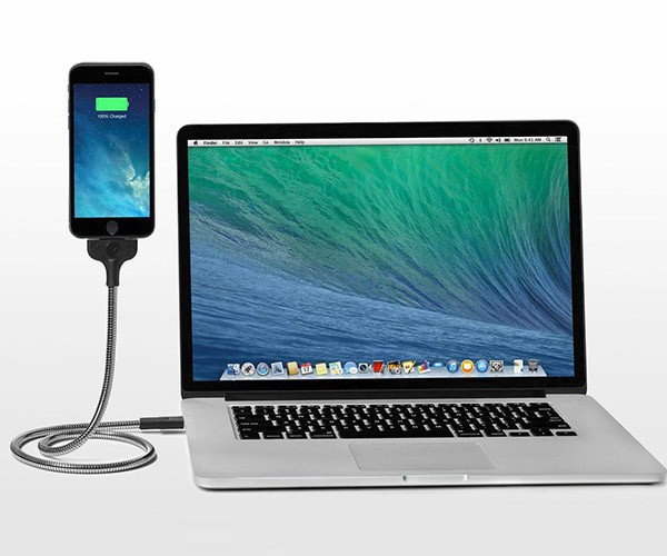 Deal: Bobine Ultra-Flexible iPhone Dock Just $25 (28% off)