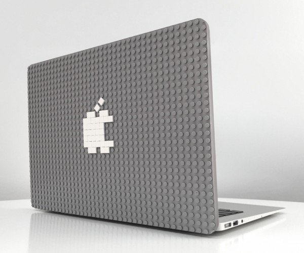 Brik Case Turns MacBooks into Expensive LEGO Baseplates