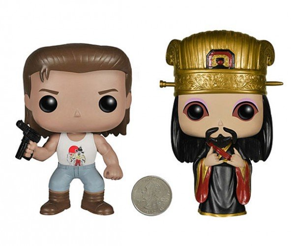 Big Trouble in Little China Pop Vinyl Figures: The Check is in the Mail