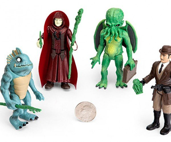 Legends of Cthulhu Action Figures May Doom your Soul