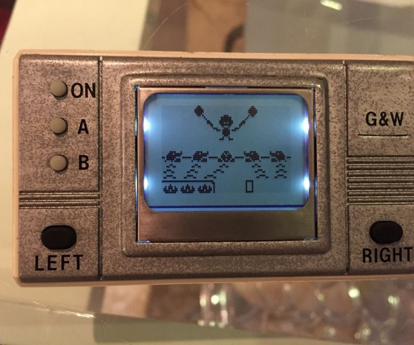 DIY Game & Watch: Make & Play