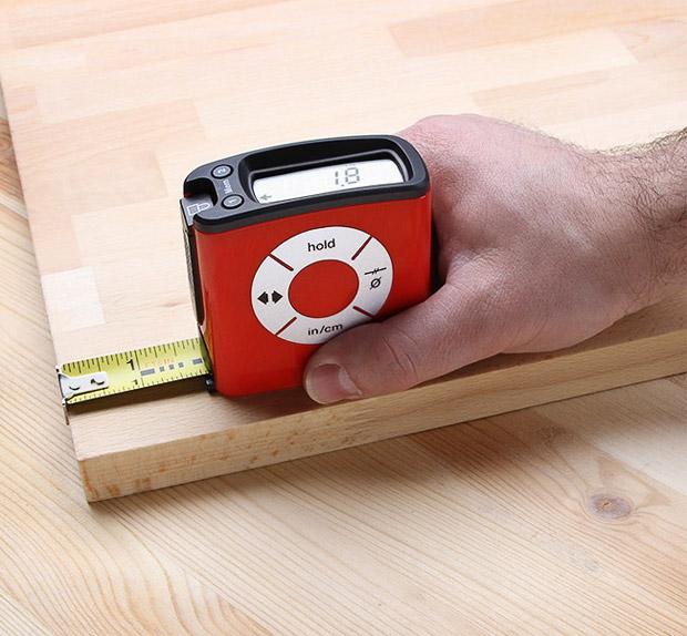 eTape16 Measuring Tape Eliminates the Guessing - Technabob