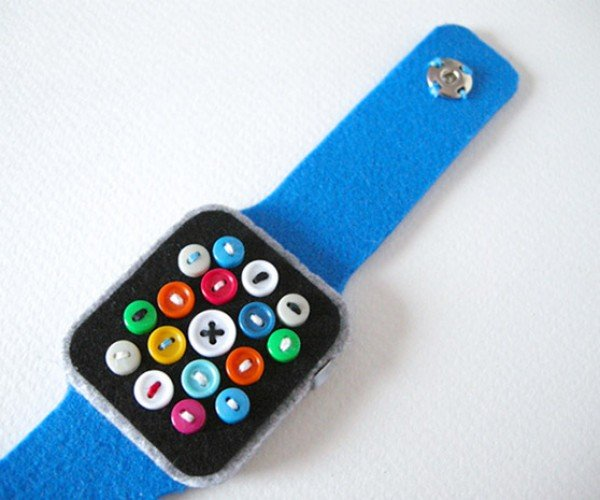 Felt Apple Watch: Force Touch