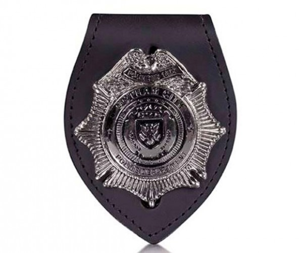 Gotham City Police Badge Prop Lets You Be One of Gotham's Finest