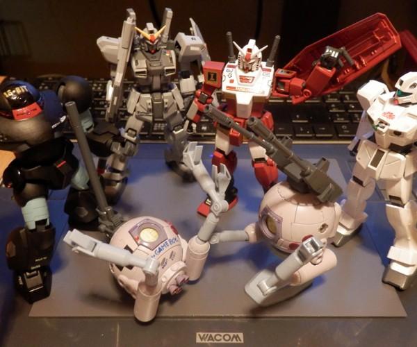 Gundam as Classic Consoles: Hyperdimension Gundamia