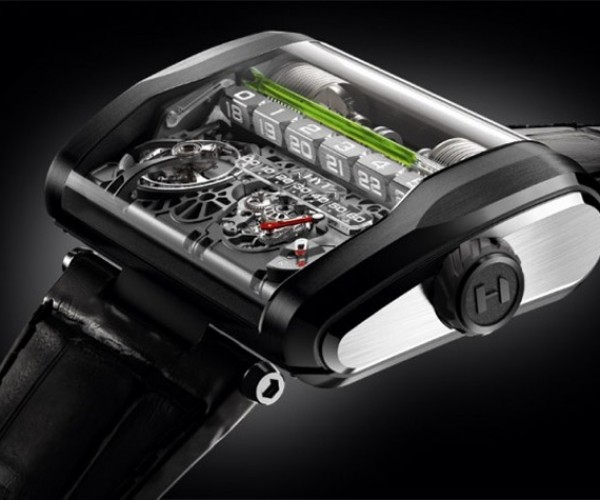 HYT H3 Watch Uses Liquid to Tell Time and Breaks the Bank