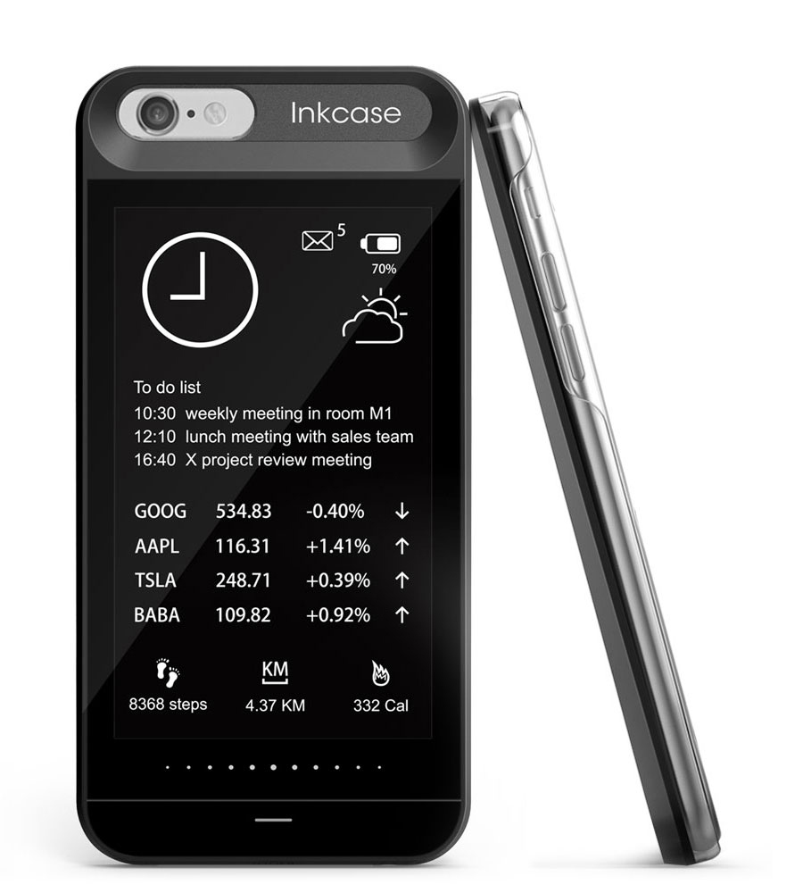 Inkcase Iphone  Plus