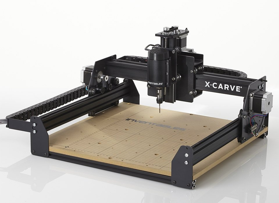 3d Metal Printing >> X-Carve 3D Carving Machine: Cut All the Things - Technabob