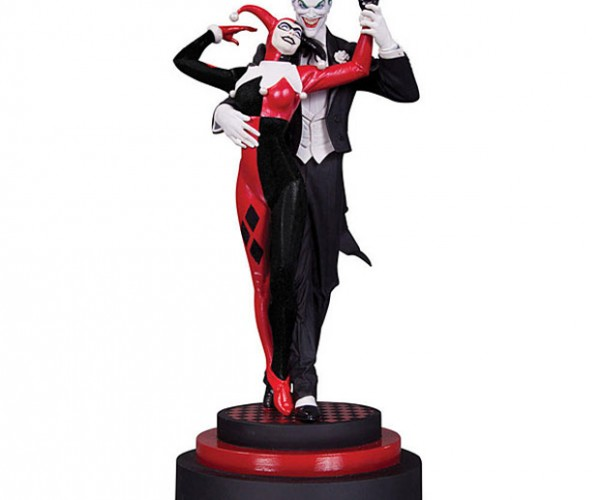 Joker and Harley Quinn Dance the Night Away
