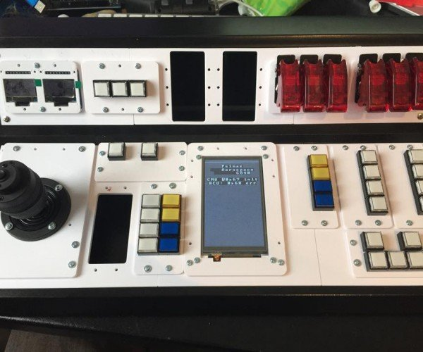 DIY Kerbal Space Program Controller: Keyboard Space Center