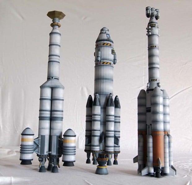 Kerbal Space Program Now Has A Ship Printing Program