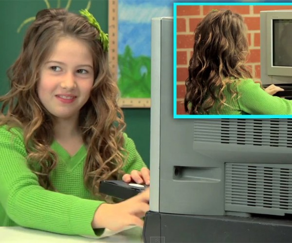 Kids React to VCRs (aka Man, We're Getting Old)