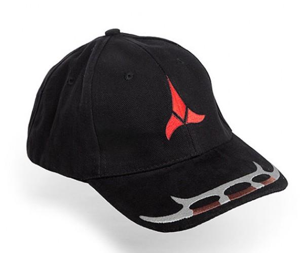 Klingon Baseball Cap: Take Me out to the QujmeH moQ Quj