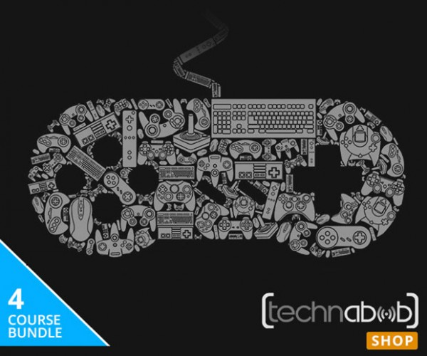 Technabob Shop Deal: Learn to Design Games, Pay What You Want