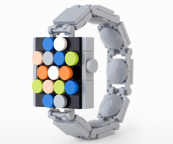 LEGO Apple Watch: Time Pieces