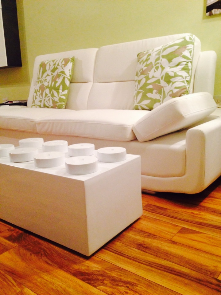Lego Brick Coffee Table Furniture Is Awesome