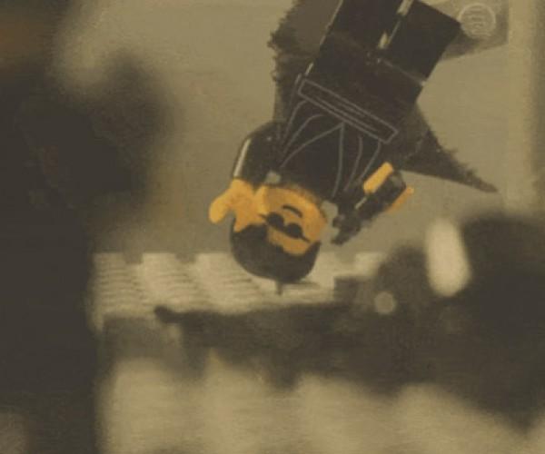 LEGO Matrix Lobby Shootout: Blocky Mayhem