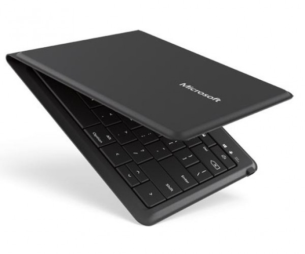 Microsoft Universal Foldable Keyboard: Who Bent My Keyboard?
