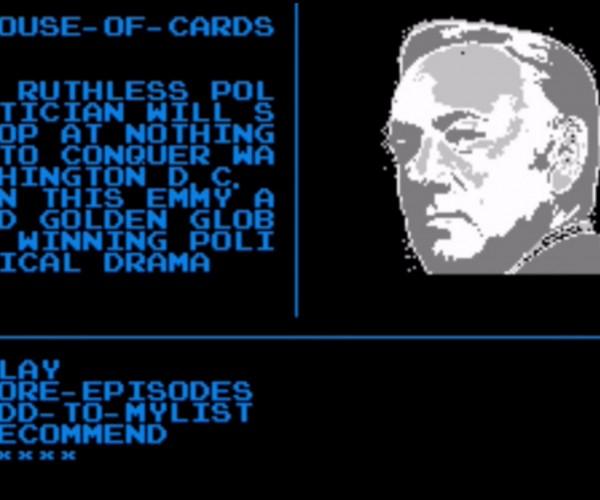 8-Bit Netflix Cartridge for the Nintendo Entertainment System: NESFlix