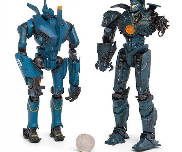 Pacific Rim 7-inch Gypsy Danger is Missing an Arm