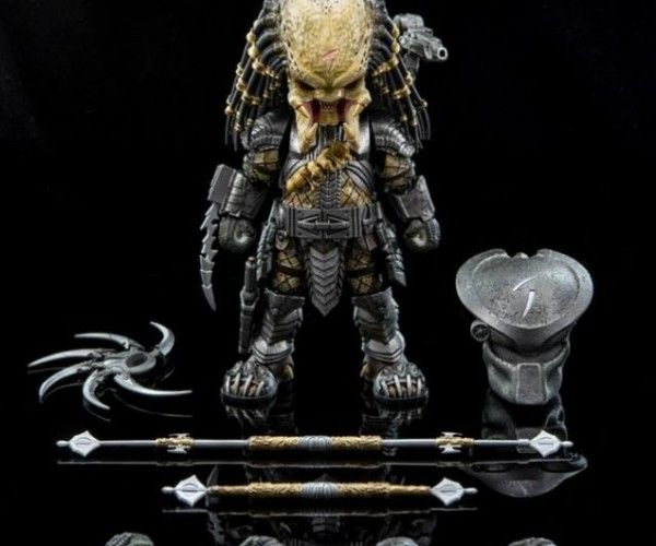 Chibi Predator Figure, Enough Said
