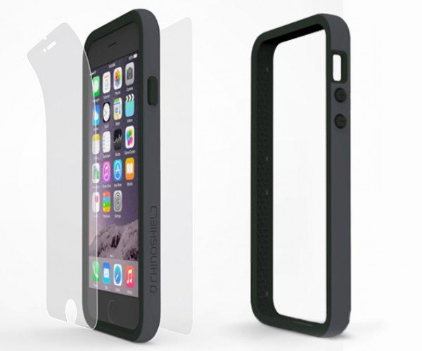 Deal: 'Rhino Shield' Crash Guard & Screen Protector