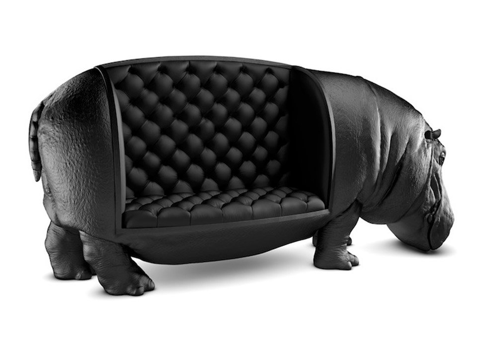 Each Chair In Rierau0027s Animal Chair Collection Is An Accurate Recreation Of  The Animalu0027s Real World Appearance, Down To The Tiniest Detail U2013 Other Than  The ...