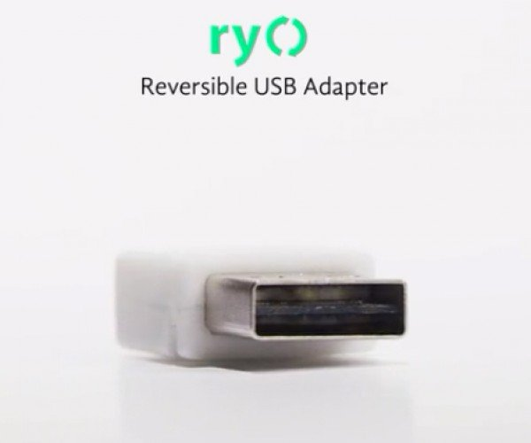 Ryo Reversible USB Adapter: Switch Fighter
