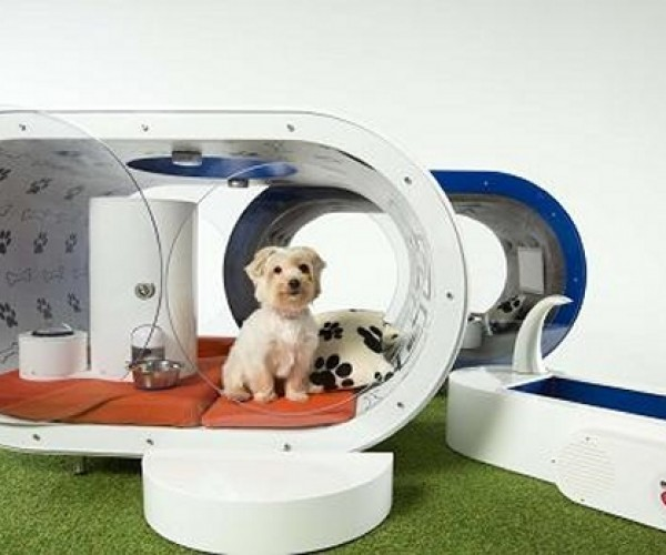 Samsung Makes $31K Dog Kennel
