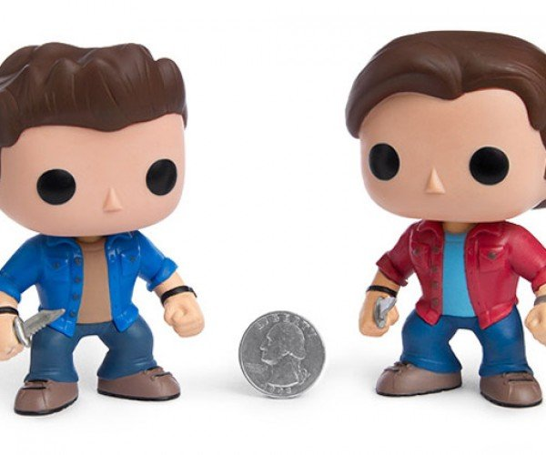 Supernatural Vinyl Pop Figures are Down for Good Times