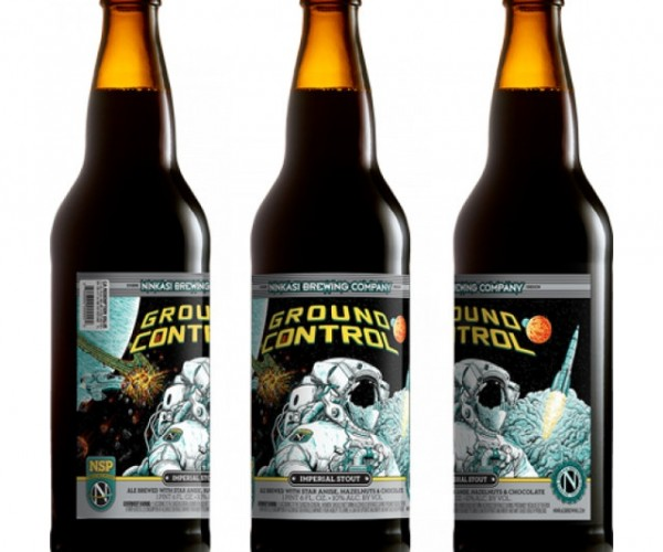 Ground Control Space Beer: Way Better than Protein Pills