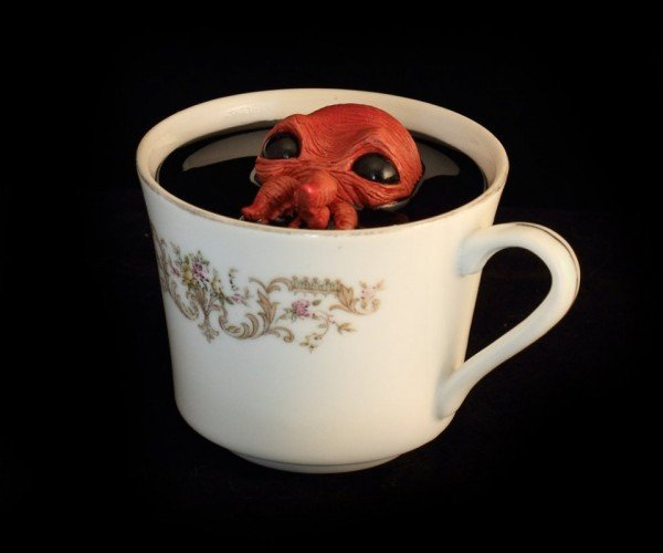 The Best Part of Waking up Is Cthulhu in Your Cup