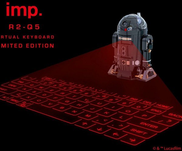 R2-Q5 Virtual Keyboard: The Empire Strikes Backspace