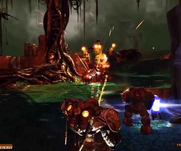StarCraft 2 Third Person Shooter Mod: Psionic Warfare