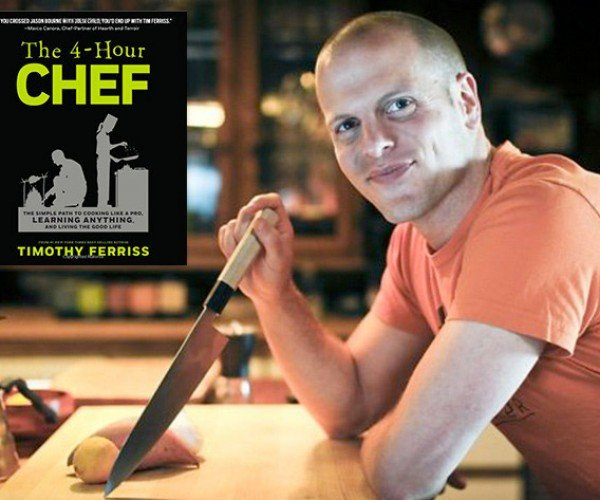 Free Audiobook: 'The 4-Hour Chef'