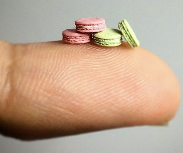 Japanese Artist Makes Really Tiny Things