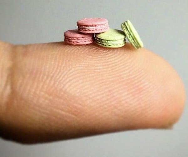 Japanese Artist Makes Really Tiny Things