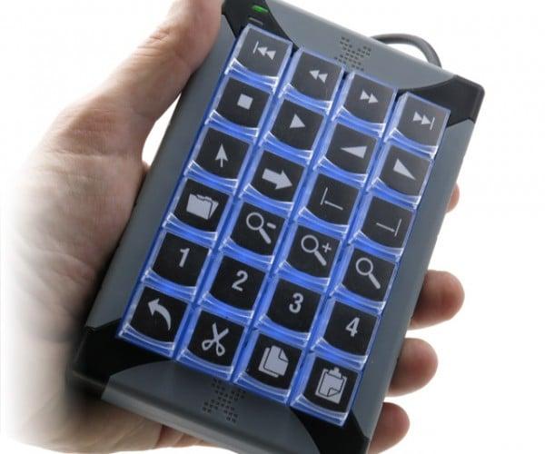 X-Key Programmable USB Keyboards: Keys Open Doors