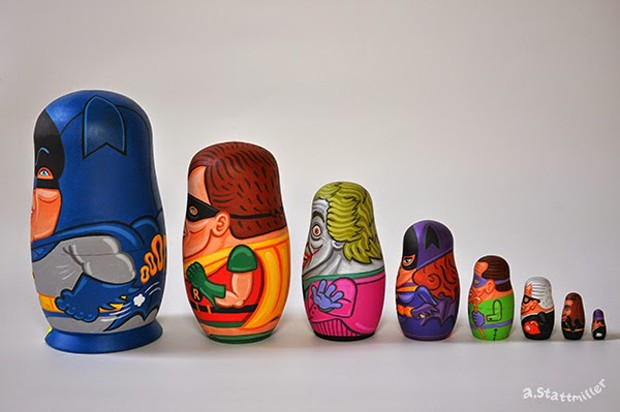 60s_batman_tv_nesting_dolls_by_andy_stattmiller_3