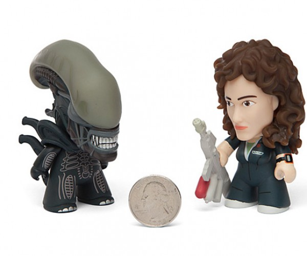 Alien Titans Blind Box Action Figures: In Space No One Can Hear you Geek
