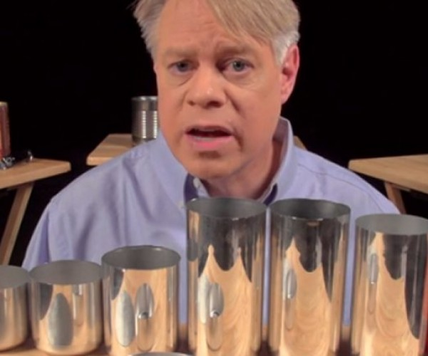 A Look at the Engineering of the Aluminum Can